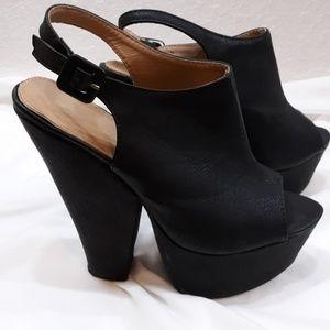 Shoe, DbDa, size 8